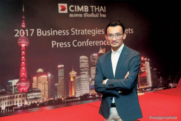 CIMB Thai CEO takes leave to fight Krungthai's allegations — source