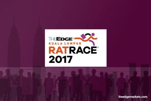 The Edge Kuala Lumpur Rat Race 2017
