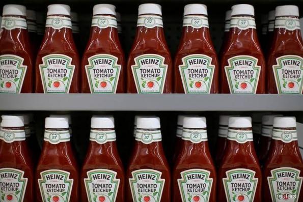 Kraft Heinz falls near record low on US$15.4 bil writedown