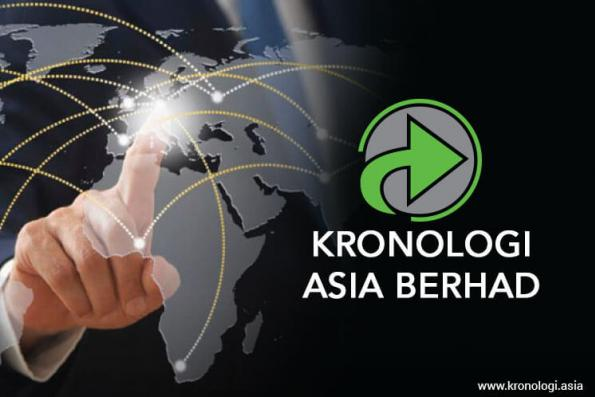 Kronologi active, jumps 11.93% on confident outlook for FY18
