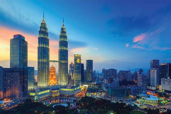 Foreign holdings of Malaysian debt securities rose 1.4% in March