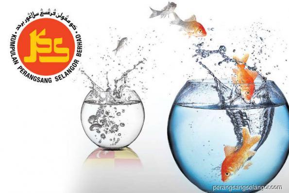 Kumpulan Perangsang Selangor 4Q net loss narrows on Splash gain