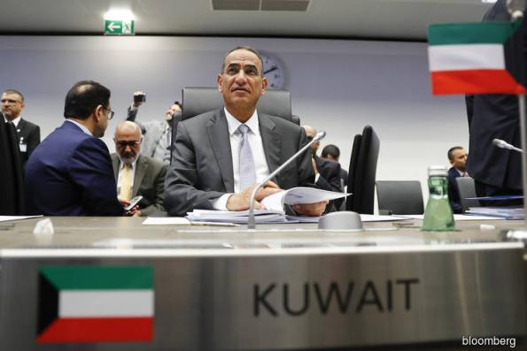 Kuwait oil minister, executives resign amid internal rows