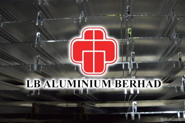 LB Aluminium slides 9.16% on poor 2Q earnings