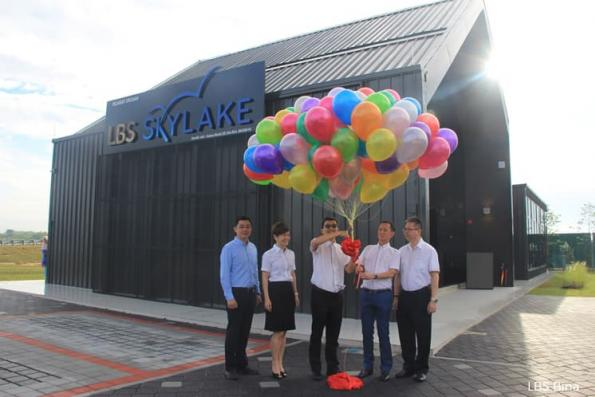 LBS SkyLake Residence at Puchong launched
