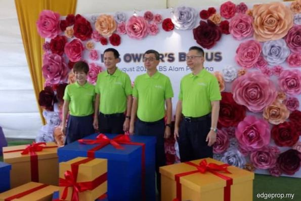LBS officially launches third phase of Alam Perdana
