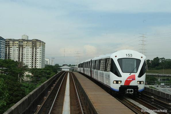 Unpaid LRT3 contractors to receive payment by month-end