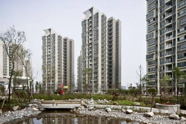 CapitaLand hits record RMB2b in China home sales for Oct