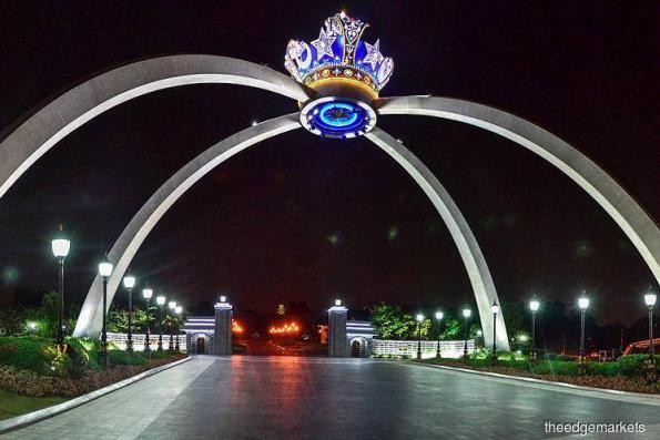 Laman Serene is Johor Bahru's new icon