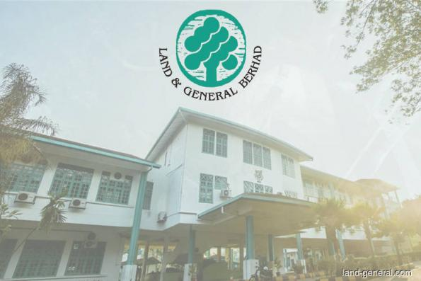 Land & General up 7% on better prospects