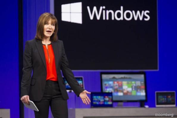 Microsoft's top female engineer leaves