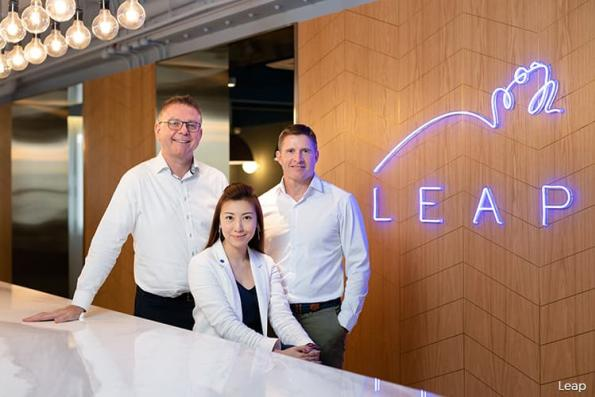 Temasek's ST Telemedia starts AI startup to serve Asian firms