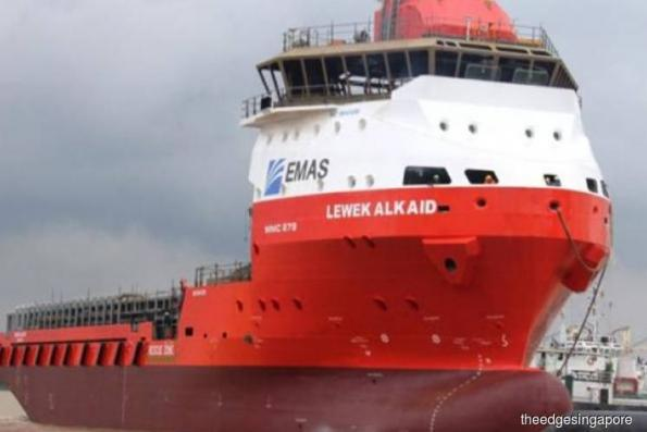 EMAS Offshore says Malaysian subsidiary hit with termination of 3 bareboat charter agreements