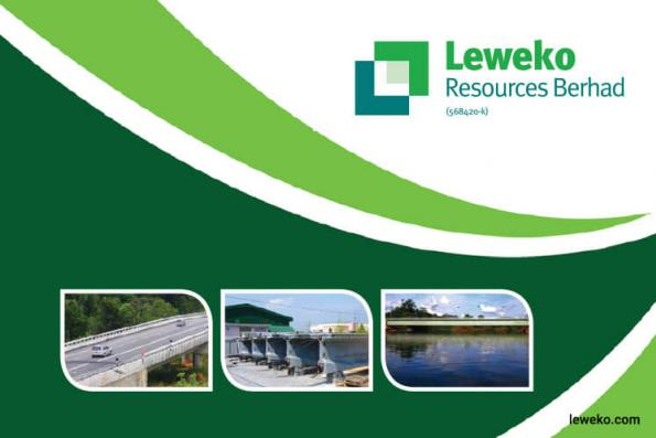 Leweko Resources sees 3.76% stake traded off market