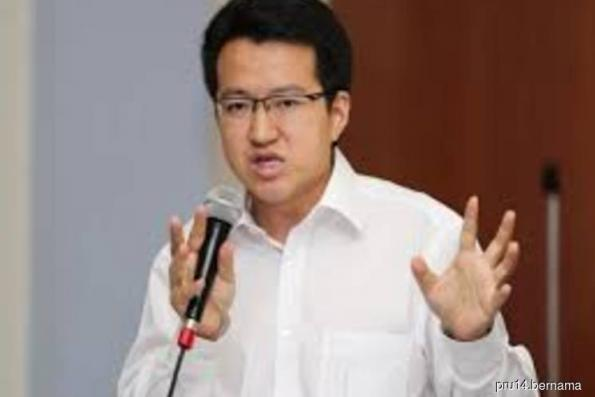 Liew Chin Tong: Crooked bridge not a priority