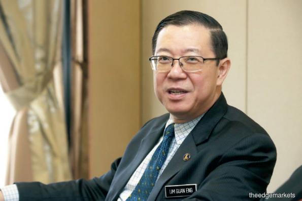 Think of the poor, Guan Eng tells critics of mySalam