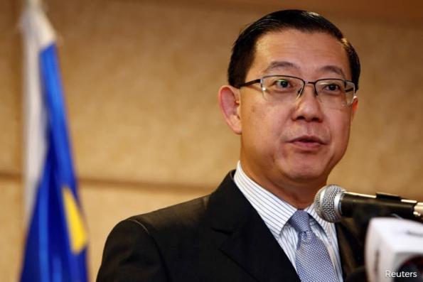 Guan Eng : Tax exemption for industrial estates not taken up