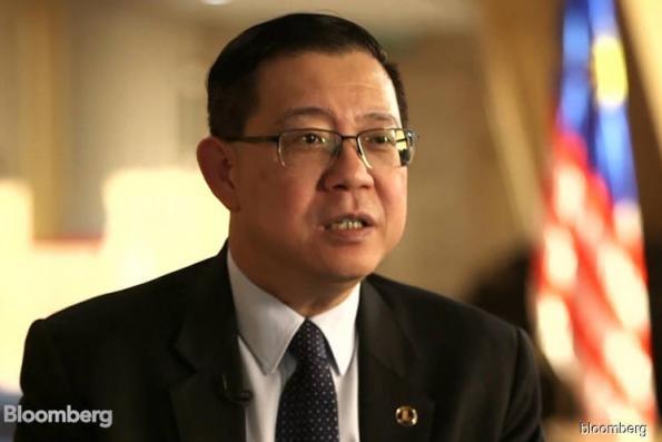 林冠英:大马欲向高盛追回1MDB交易收费与损失