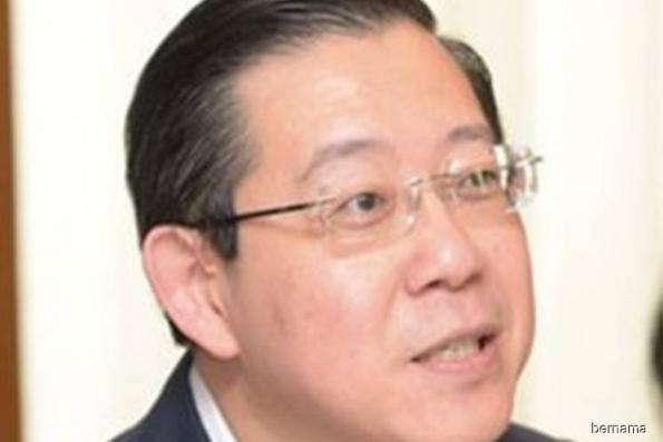 Guan Eng: RM8.25b payments made by previous govt for two gas pipeline projects, despite only 13% of work completed