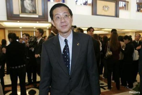 Lim Guan Eng : Penang undersea tunnel project is on
