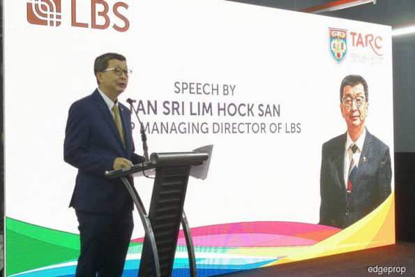 LBS to launch two projects worth RM962m this year