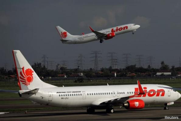 Crashed Lion Air jet had faulty speed readings on last 4 flights