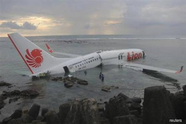 Indonesian jet flew erratically the day before it crashed