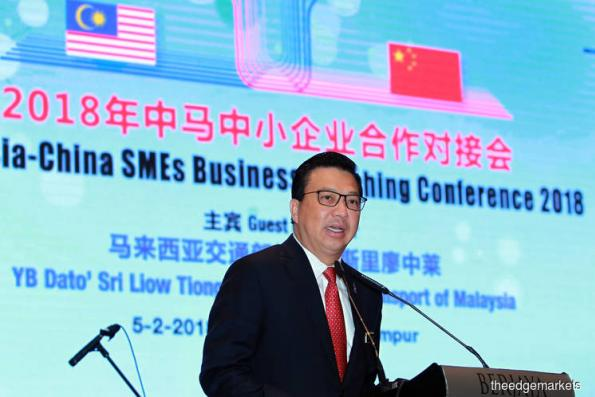 Liow dismisses sabotage claims