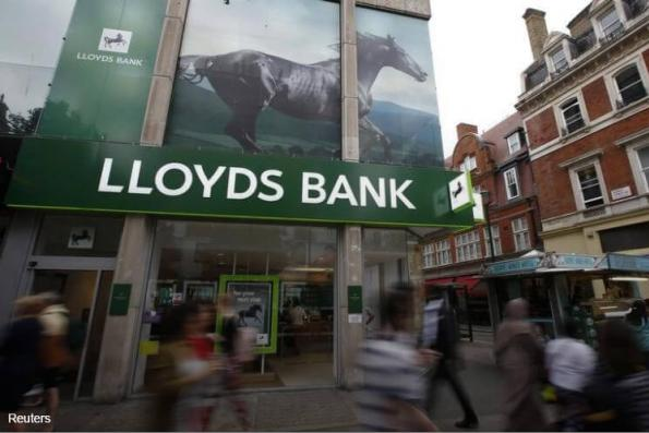 Lloyds bank to transfer 1,000 staff to India's Tata Consultancy Services