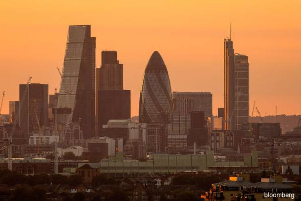 London's Fight to Remain a Financial Hub After Brexit