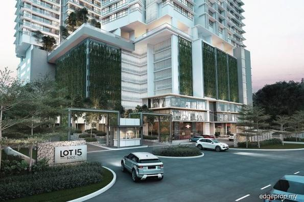 Sime Darby Property happy with Lot 15 take-up