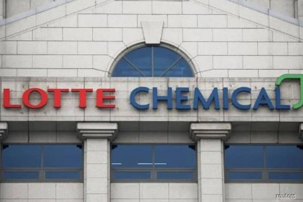 Lotte Chemical's new plant seen to contribute to earnings from FY19