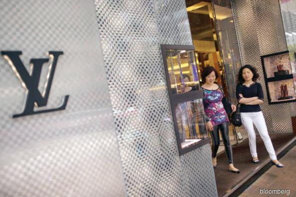 Luxury is back in vogue in China