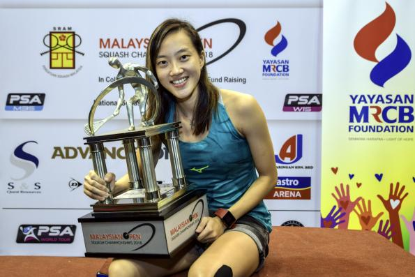 Wee Wern claims maiden Malaysian Squash Open title ahead of 27th birthday