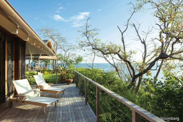 Luxury Travel: Luxury resorts booming along Panama's coast