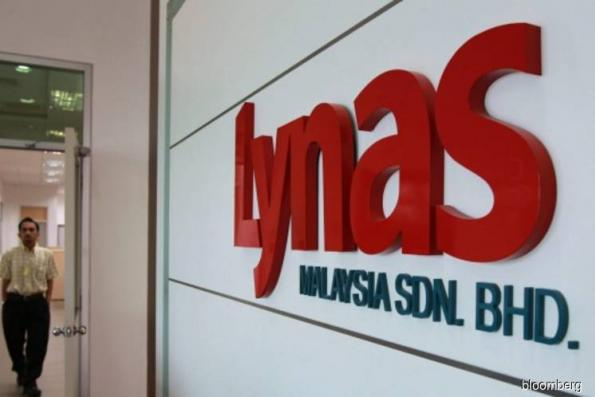 Lynas says there was no outcome from hearing on Sunday