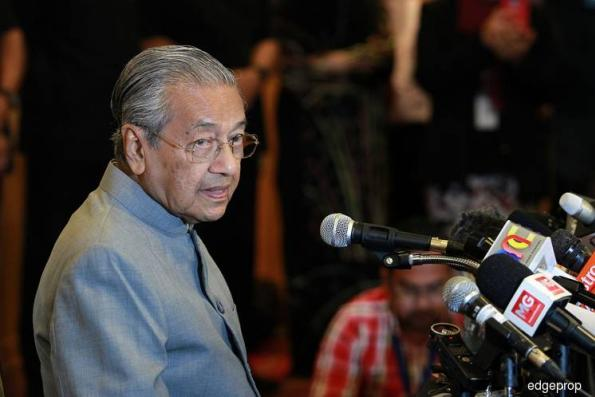 Mahathir's public vagueness over China-backed mega-projects a face-saving move for Beijing, said report