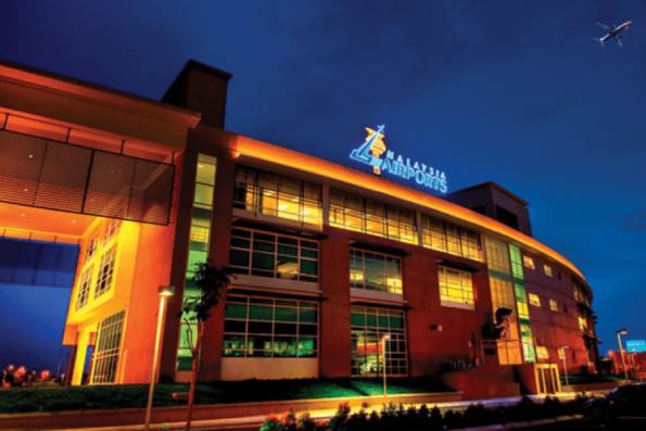大马机场控股与狮城上市公司联手发展梳邦航空技术园