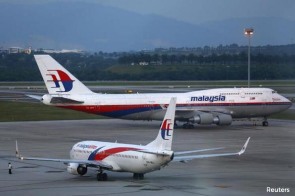 Malaysia Airlines carried 5% fewer passengers in 1Q17 versus 4Q16