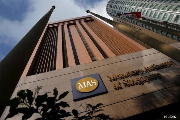 Singapore c.bank tightens again with eye on trade risks