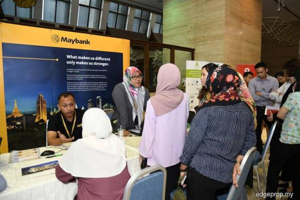Maybank Islamic's rent-to-own scheme features five developers