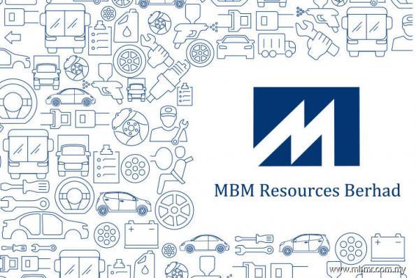 第四季亏损拖累 MBM Resources下滑4%