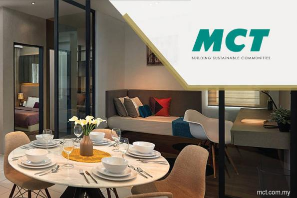 Ayala Land持有MCT的72.3%股权