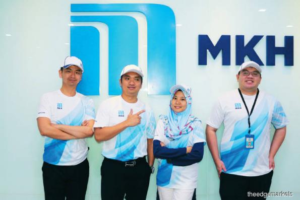 MKH is paying it forward