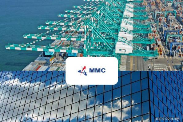MMC 4Q net profit up 60% on contribution from Penang Port, MRT works
