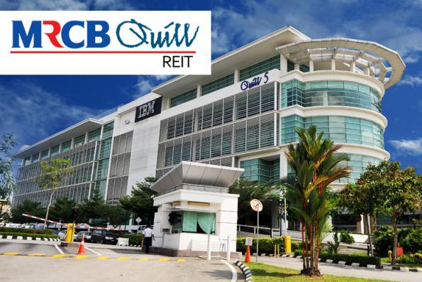 MRCB-Quill REIT's net property income falls 11.7% in 4Q