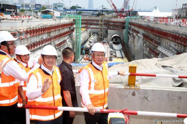 MRT Corp: Up to RM400m saved using refurbished boring machines for MRT2