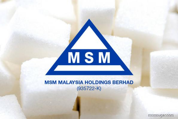 MSM 3Q earnings fall 55% to RM10.42m on higher cost, weaker ringgit
