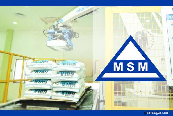 MSM earnings recovery expected with favourable sugar price