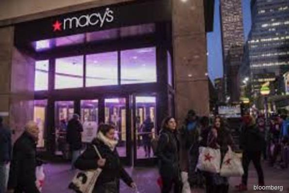 Macy's dives most in a year as gains not enough for Wall Street